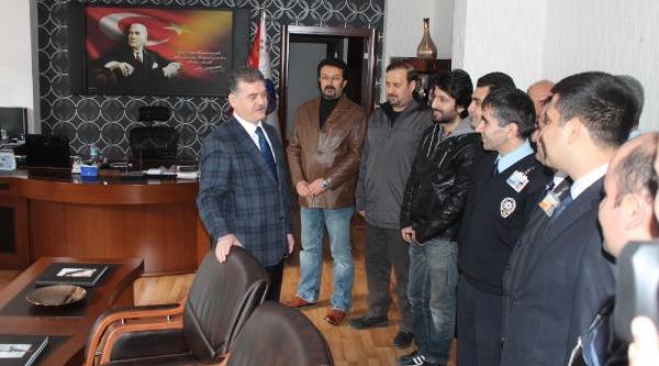 Merkeze Alinan Emniyet Müdürü Aygün Malatya'dan Ayrildi