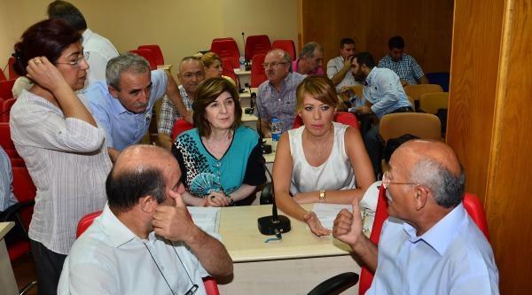 Merkezefendi Belediyesi'nde Mhp'liler, Mahkeme Kararıyla Komisyonda
