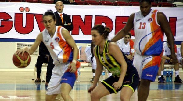 Mersin Büyükşehir Belediyesi - Fenerbahçe: 62-66