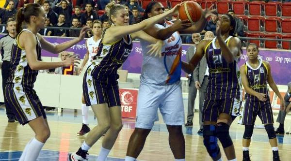 Mersin Büyükşehir Belediyespor - Chevakata Vologda: 83-80