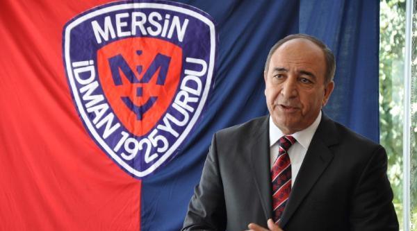 Mersin İdmanyurdu Başkanı: İstanbul'dan Şampiyon Döneceğiz