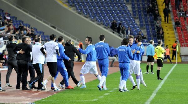Mersin İdmanyurdu - Orduspor Maçı Ek Fotoğrafları (2)