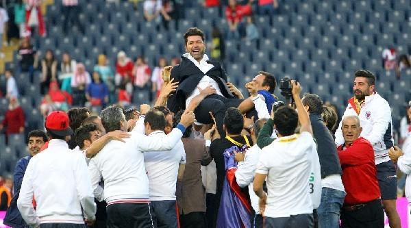Mersin İdmanyurdu - Samsunspor Maçının Ardından