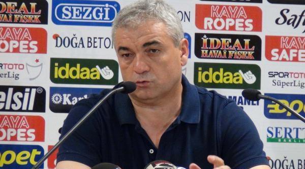 Mersin İdmanyurdu Şimdiden Beşiktaş'ı Düşünüyor