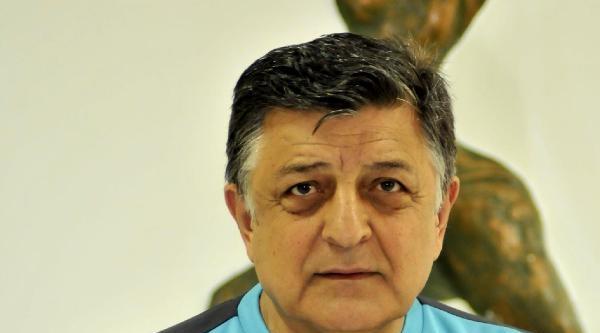 Mersin İdmanyurdu Teknik Direktörü Vural: