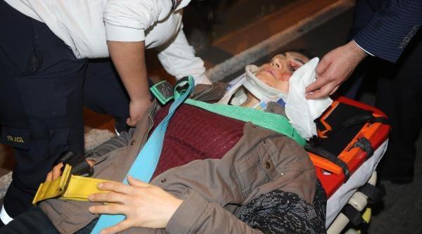 Mersin Polisi, 2 Kadına Toma'nın Çarptiğini Kabullendi