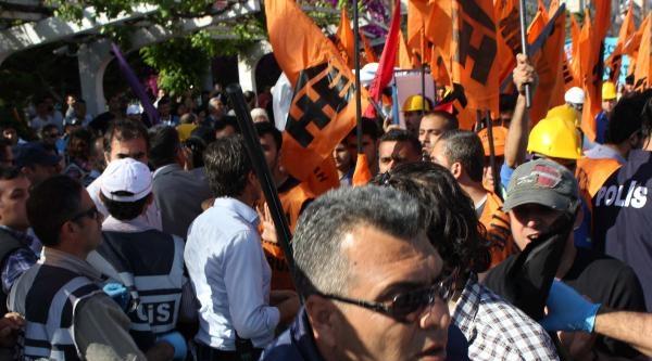 Mersin Ve Hatay'da 1 Mayıs Konserlerle Kutlandı