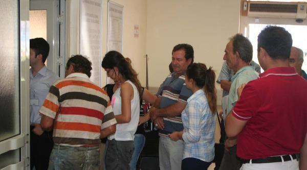 Mersin'de 100 Kişi İftar Yemeğinden Zehirlendi