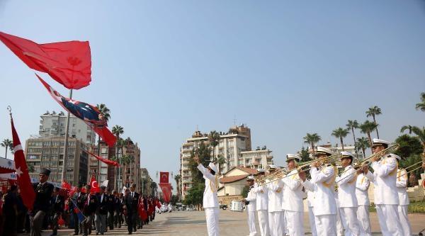 Mersin'de 30 Ağustos Zafer Bayramı Kutlamaları