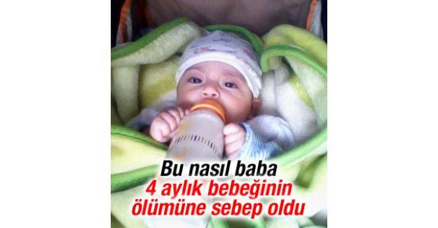 Mersin'de 4 aylık bir kız bebek evde ölü bulundu