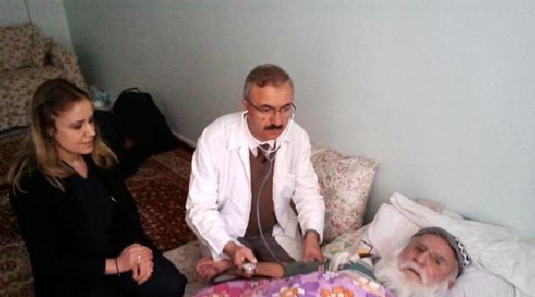 Mersin'de 62 Hasta, Oy Kullanmaya Götürülecek