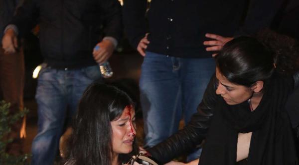 'mersin'de 'berkin Elvan' Eylemi' (ek Fotoğraflar)