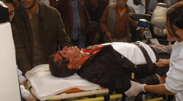 Mersin'de Chp'li Eski Yöneticiye Silahli Saldiri (2) - Yeniden