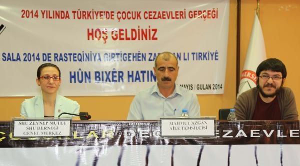 Mersin'de 'çocuk Cezaevleri' Paneli