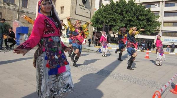 Mersin'de Festival Coşkusu