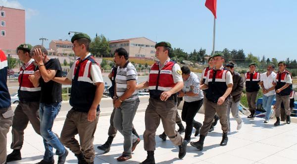 Mersin'de Fuhuş Operasyonu: 34 Gözaltı