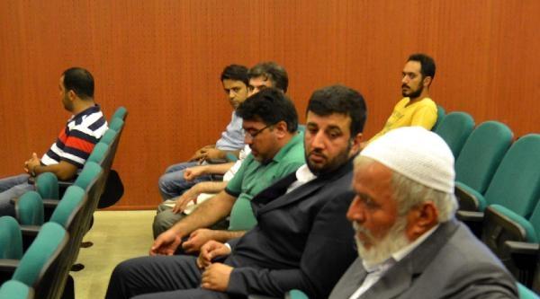 Mersin'de Gergin İhaleye Toma'lı Önlem (2)