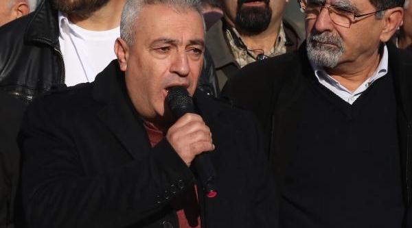 Mersin'de Gezi Davalari Protesto Edildi