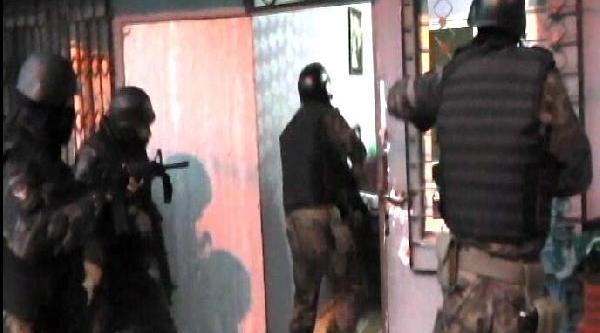 Mersin'de Hirsizlik Operasyonu; 33 Gözalti