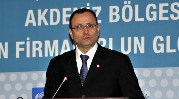 Mersin'de İş Dünyası, 'barış'a İmza Attı