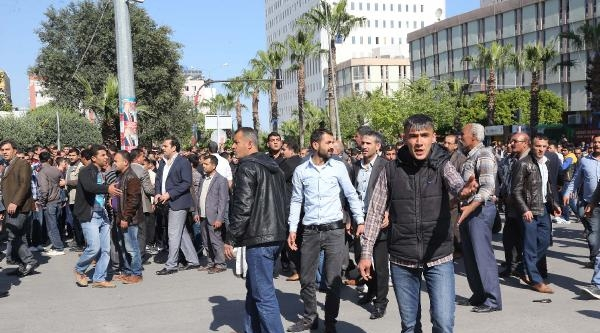 Mersin'de İtiraz Gerginliği