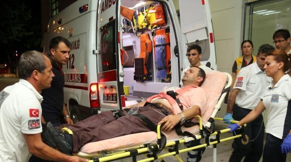 Mersin'de Kanlı Site Baskını