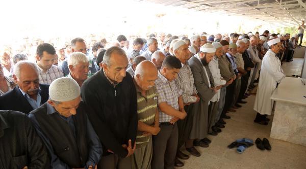 Mersin'de Maden İşçileri İçin Gıyabi Cenaze Namazı