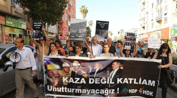 Mersin'de Maden İşçileri İçin Gıyabi Cenaze Namazı (2)