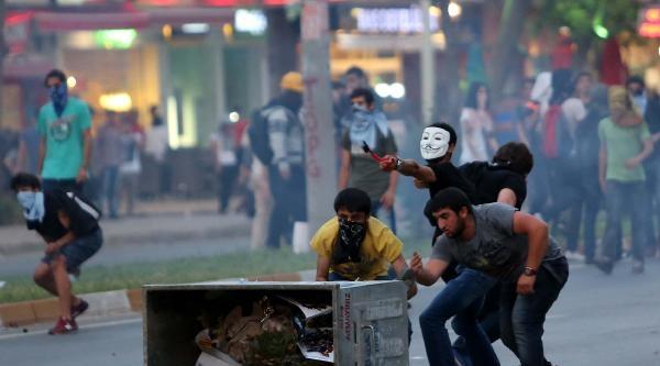 Mersin'de Maden İşçileri İçin Yürüdüler (3)