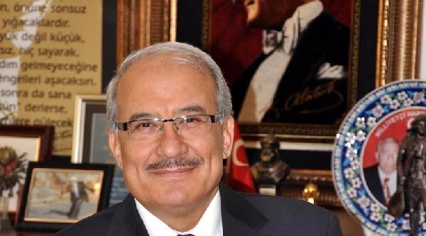 Mersin'de Mhp'li Burhanettin Kocamaz Kazandı