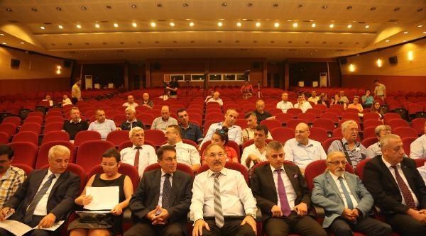 Mersin'de Monoray Projesi Tanıtıldı