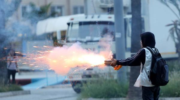 Mersin'de Olaylı Eylem