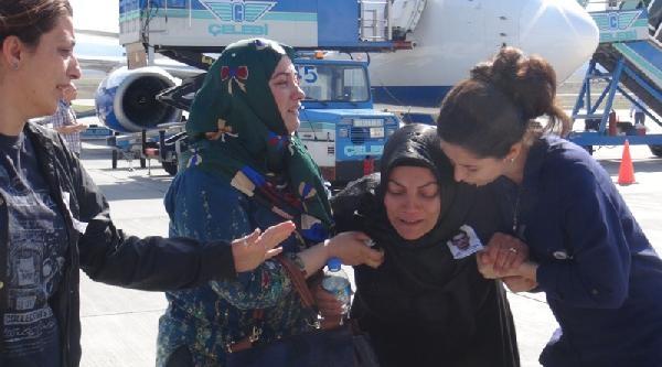 Mersin'de Şehit Polise Son Görev (2)