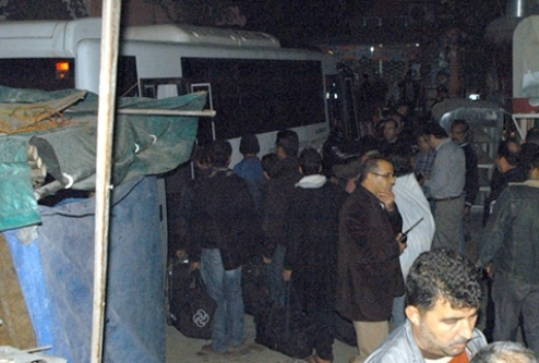 Mersin'de Suriyeli gerginliği!