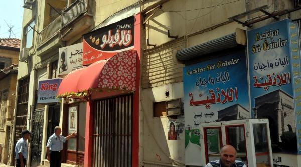 Mersin'de Suriyelilerin 8 İşyeri Mühürlendi