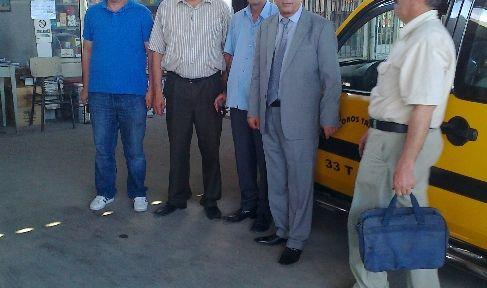 Mersin'de Taksi Ücretlerine Zam