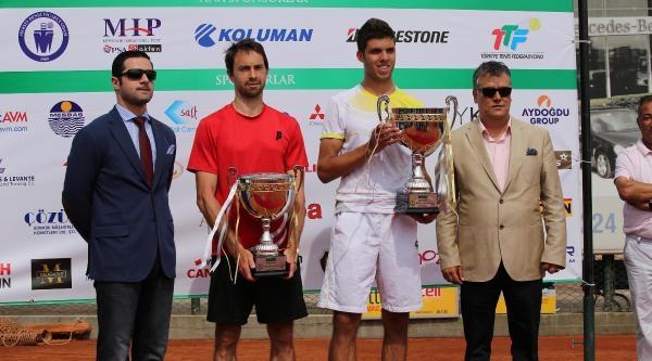 Mersin'de Tenis Turnuvası