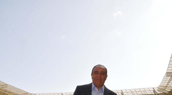 Mersin'de Yeni Stat Heyecanı