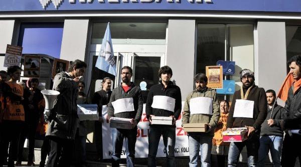 Mersin'de Yolsuzluk Protestosu