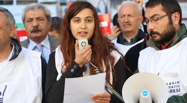 Mersin'de Yolsuzluk Protestosu (2)