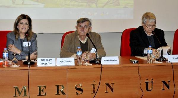 Mersin'deki Konferansta 'gezi Eylemleri' Masaya Yatirildi