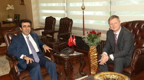 Mersin'e 23'üncü Fahri Konsolosluk Açılıyor