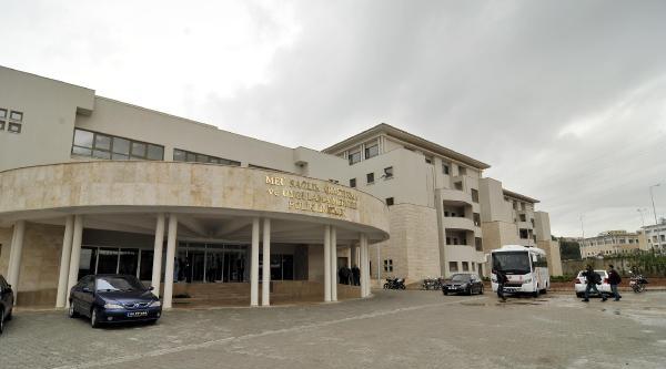 Mersin'e 300 Milyon Tl'lik Modern Hastane
