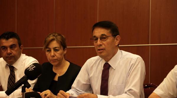 Mersin'in Yeni Otogarındaki Yazıhanelerin İhalesi İptal Edildi