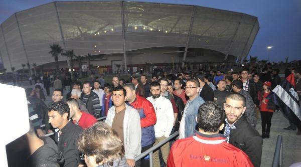 Mersin'in Yeni Statında Seyirci Rekoru