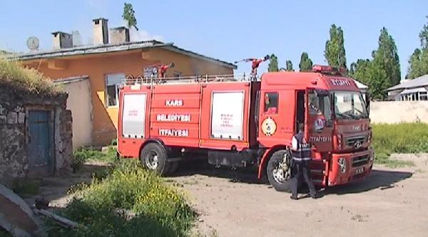 Mert'in Katil Zanlısının Evi 6'ıncı Kez Ateşe Verildi