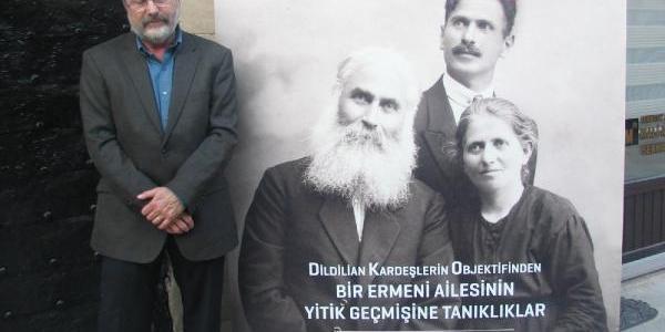 Merzifon'da Ermeni Fotoğrafçilarin Sergisi Açildi