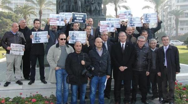 Meslektaşlari Bünyamin Aygün'E 'özgürlük' Istedi