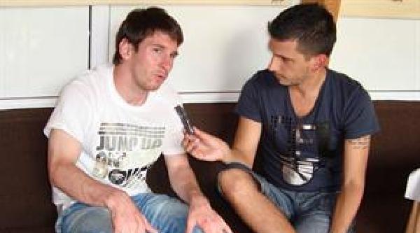 Messi'nin Acı Günü