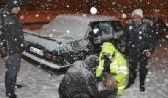 Meteoroloji Uyardı: Salı ve Çarşamba İlk Kar Geliyor